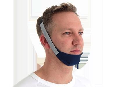 banda-sujeción-mentón- -terapia-pacientes-apnea-sueño