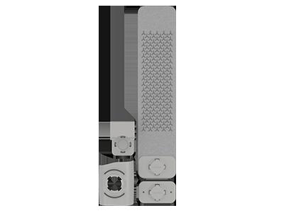 Sistema de sujeción AirMini