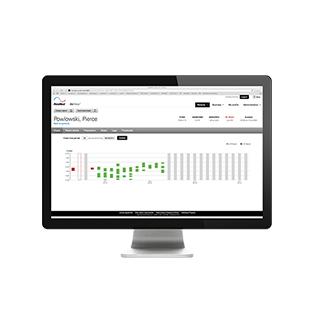ResScan screen - ResMed data management - ResMed Espana